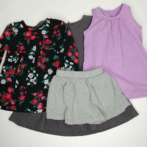 Toddler Girl Clothes Lot of 4 Size 2-3T